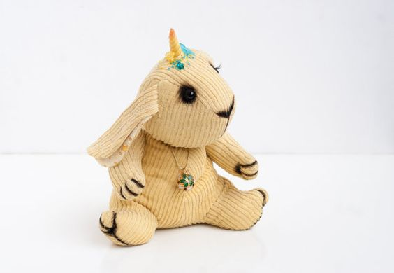 Hey, I found this really awesome Etsy listing at https://www.etsy.com/ru/listing/183095644/artist-fantasy-bunny-unicorn-horn