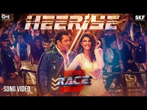 Salman And Jacqueline Hiriye Song Now Out From Race 3 Bollywood Music Hindi Movie Video Bollywood Songs