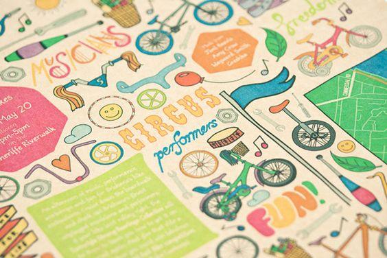 We Like Bikes on Behance