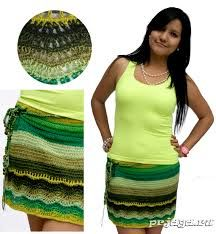 Výsledok vyhľadávania obrázkov pre dopyt вязание крючком юбка схемы