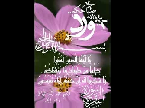 صباح الخير تلاوة القارئ الشيخ عبدالله خياط رحمه الله Calm Artwork Artwork Keep Calm Artwork