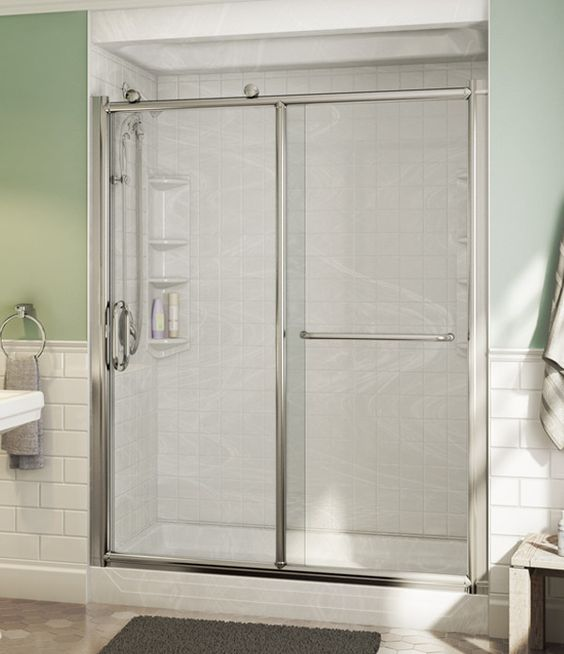 Tub to Shower Conversion - Bath Fitter