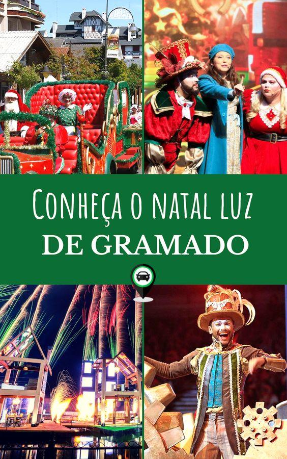 Conheça o Natal Luz de Gramado, na Serra Gaúcha, o maior evento natalino da América Latina, que está em sua 33° edição!