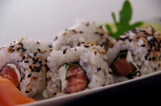 Mapas e Papas: 07.02.2015 - Sushi e Chef em casa, ao meu dispor!