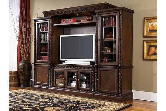 Traditional North Shore And Entertainment Wall On Pinterest