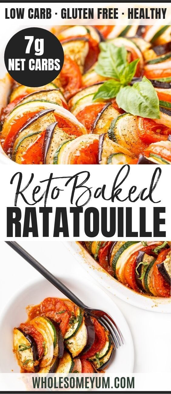 The Best Easy Baked Ratatouille Recipe Learn How To Make Ratatouille The Best Ratatouille Recipe Is Easy This Healthy Baked