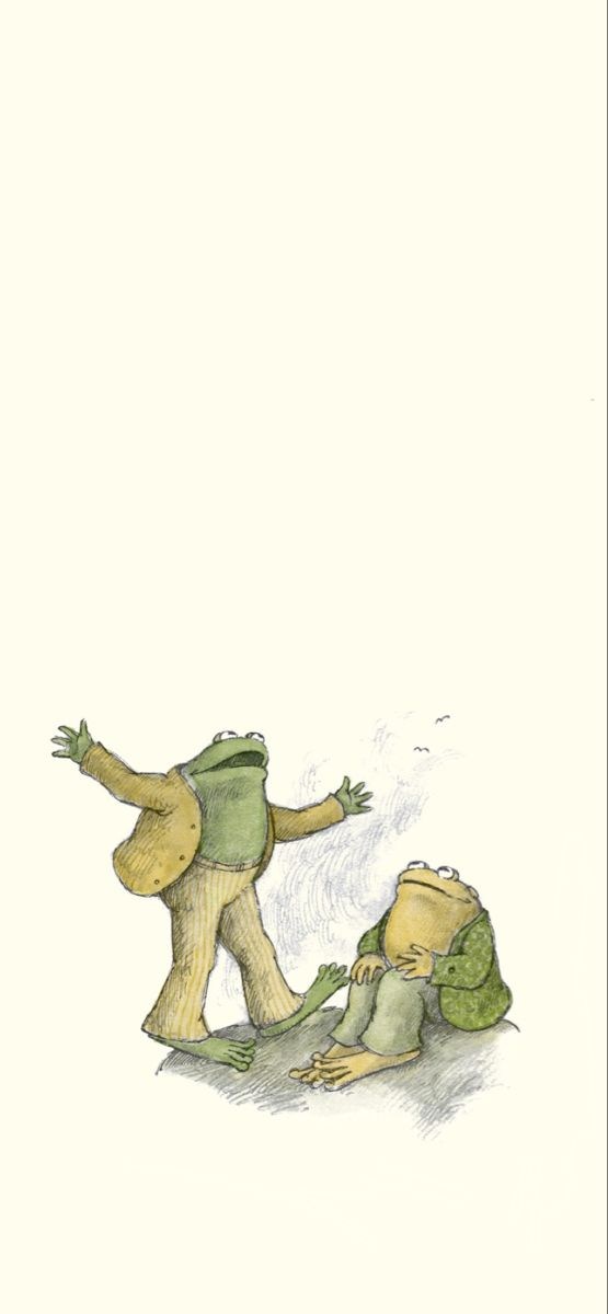 Frog And Toad Wallpaper Frog Wallpaper Frog Drawing Frog Illustration