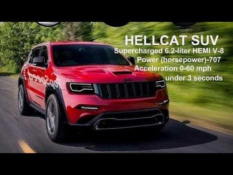Best 2016 Jeep Grand Cherokee Horsepower