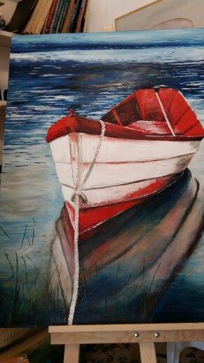 Oil canvas 85×120