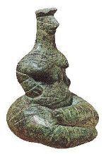 mother goddess neolithic Crete