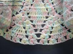 Agulhas Coloridas Croche e Trico: PAP do Casaquinho de bebe croche-17