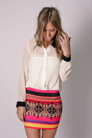 like the skirt.