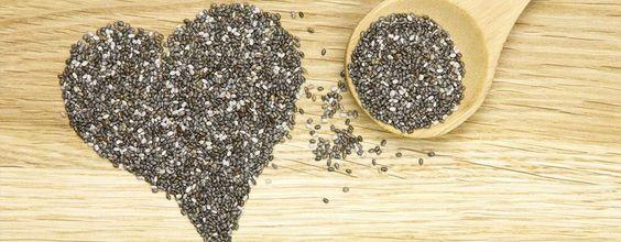 14 beneficios comprobados para la salud de las semillas de Chía #salud