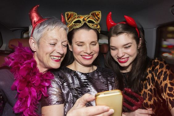43 Free Halloween Party Games for Adults: Halloween Video Scavenger Hunt