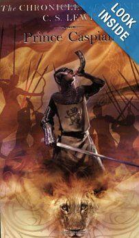 5th grade Prince Caspian (The Chronicles of Narnia): C. S. Lewis, Pauline Baynes: 9780064471053: Amazon.com: Books