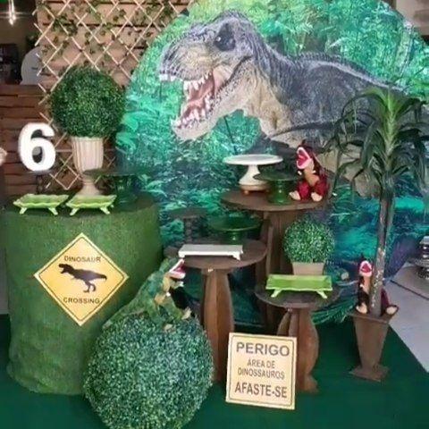 Pin Em Dinossauro