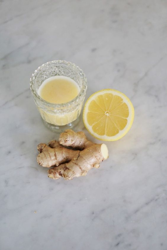 How To Make Ginger Shots