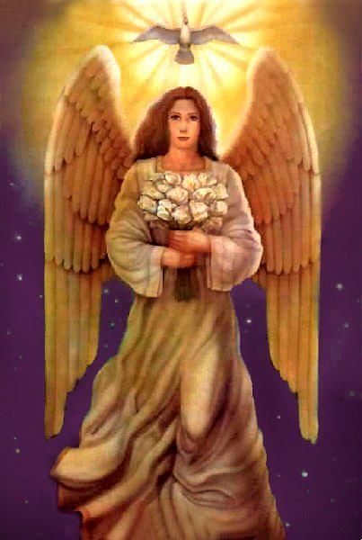 Archangel Uriel to you I pray  To help me on my way today  To bring the knowledge I will seek  To help me travel through the week  Guide me with your fiery sword  To help me with my written word  If a test I face today  Please Uriel help me in this way