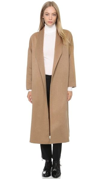 AYR The Robe Coat $585 #ladylikeminimalism #ladylike #minimalism #classic #elegant