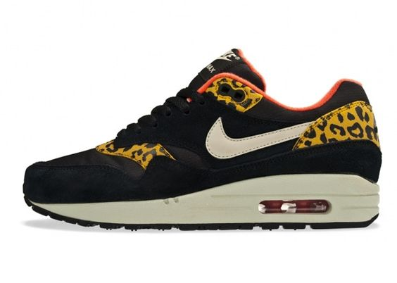 zapatillas air max de leopardo