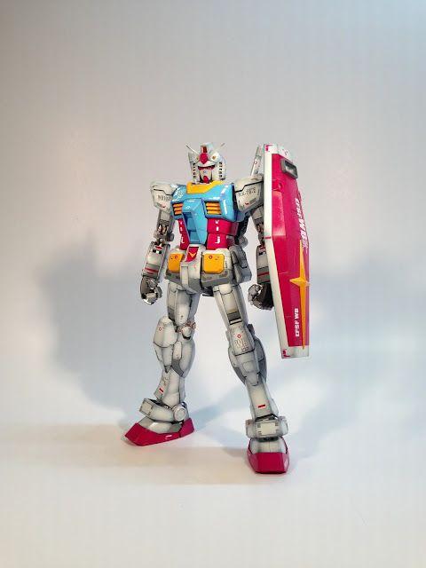 PrimaryMH Gundam Base