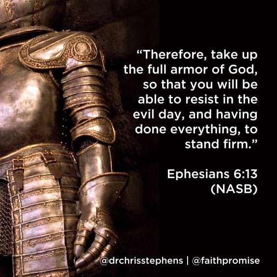 The Armor of God | Favorite Quotes | Pinterest | Armors ...