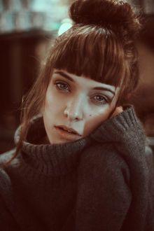 Модель Francesca Moro, фотограф Alessio Albi