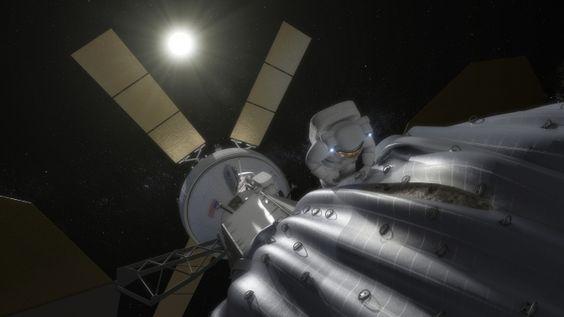 NASA vai colocar um asteróide na órbita da Lua para aprender a ir à Marte