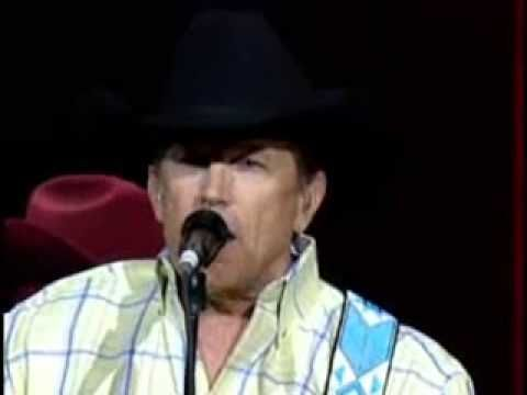 George Strait - Honk If You Honky Tonk/2006/Houston/Reliant Stadium - YouTube
