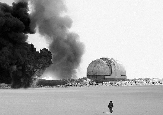 pouria khojastehpays imagines apocalyptic landscapes