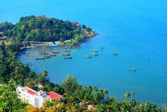 The unspoiled beauty of Mui Nai beach in Ha Tien