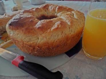 Pão sem leite e sem ovo - Tudo Gostoso