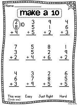 Printables Adding Three Numbers Worksheets free three addend worksheets adding 3 numbers rockets maths and centers great for practicing addends