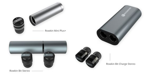 These mini cordless earbuds are awesome!
