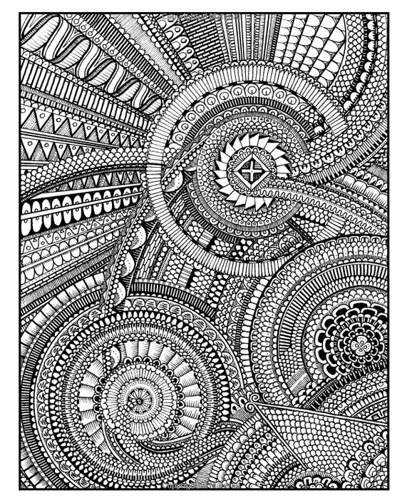 26 best extreme coloring pages images on Pinterest  Coloring