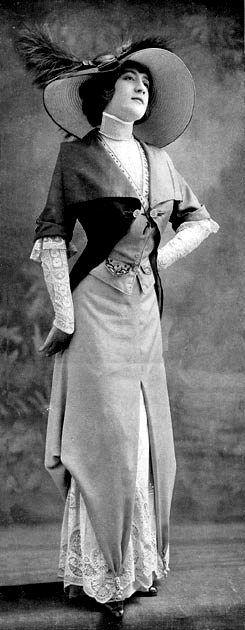 Fashion - 1912: