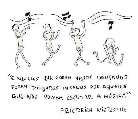 Eu danço como o Rei Davi....