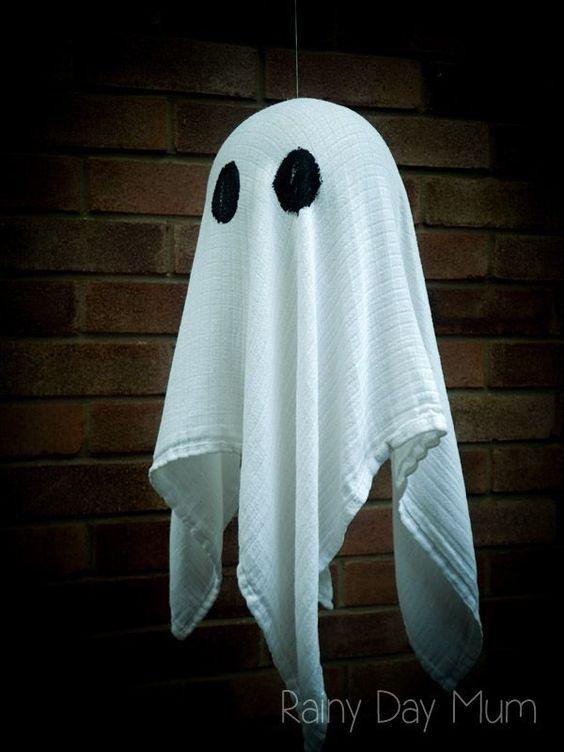 Resultado de imagen de diy ghosts