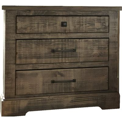 August Grove Buford 3 Drawer Nightstand | Pinterest | Changu0027e 3 And Drawers