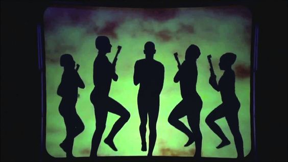 Britains Got Talent - Shadow Theatre Act 2013   This is AWESOME!!
