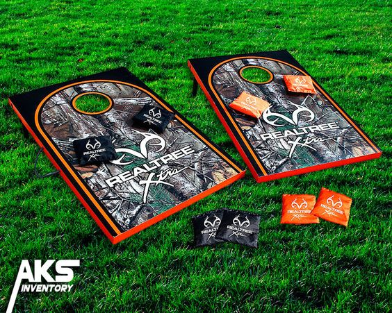 This sturdy, compact Cornhole Bag Toss game can be taken along on any outdoor adventure for hours of fun, from backyard BBQs to camping trips to tailgating at the big game.