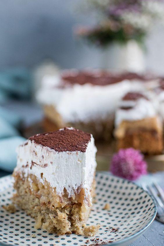 Apfel Mandel Torte Rezept Mit Bildern Kuchen Und Torten Kuchen Rezepte Kuchen Ohne Backen