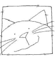 Bordando Carinho ♥: Riscos de Gatos para Patchwork e Pintura