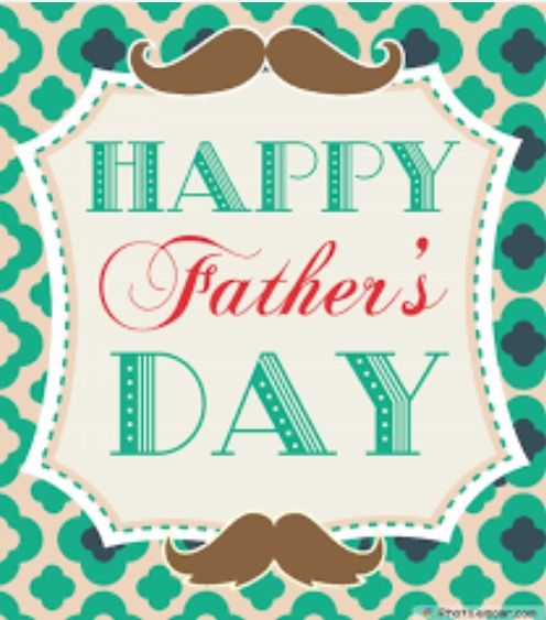 father's day banner vector