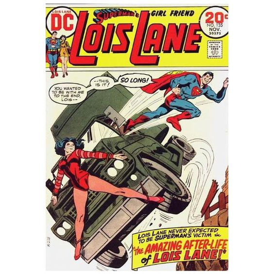 The 10 Most Baffling Moments In Lois Lane And Superman's Love Life ❤ liked on Polyvore featuring home, home decor and distressed home decor