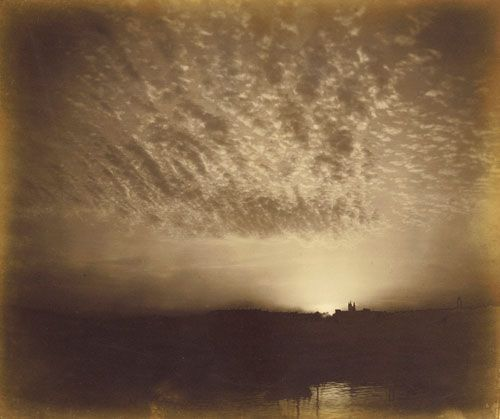 Col. Henry Stuart Wortley (British, 1832-1890), The Day is Done, and the Darkness Falls from the Wings of Night., about 1862, British, Albumen silver print, 29.5 x 35.2 cm, 84.XM.644.1, The J. Paul Getty Museum, Los Angeles.