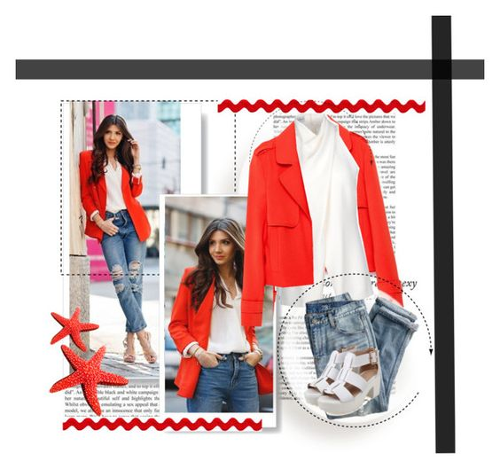 """""""A lot of red"""" by ivaxx on Polyvore"""