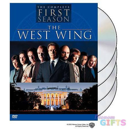 WEST WING:COMPLETE FIRST SEASON