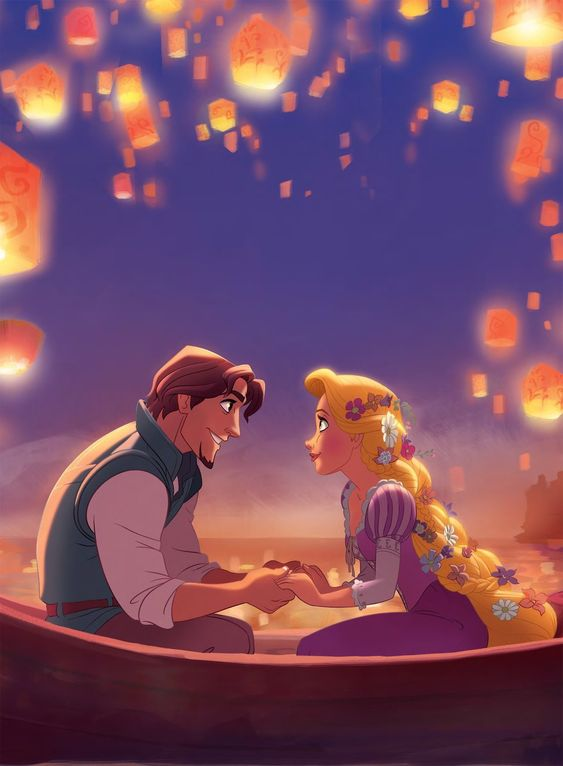 flynn and rapunzel | Tumblr
