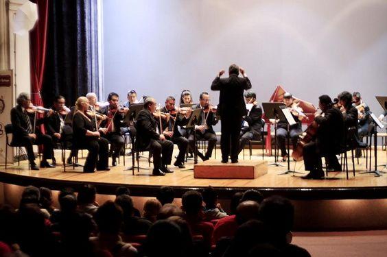 """Será el próximo miércoles 21 de septiembre, en la Sala Niños Cantores de Morelia del Conservatorio de las Rosas, cuando la OCUM interprete como estreno mundial la obra """"Stain"""", del ..."""